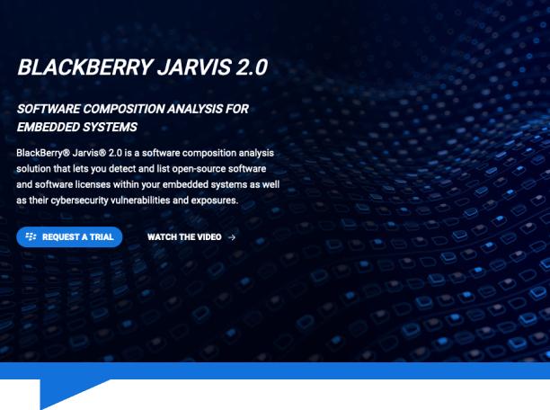 BlackBerry Jarvis and Deloitte Partnership: