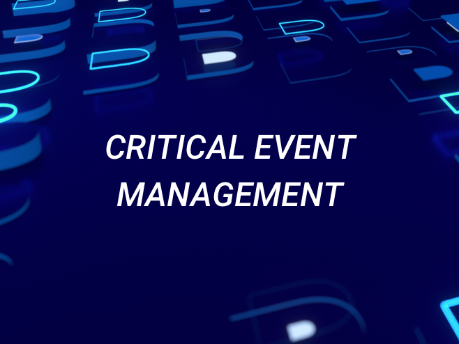 Nine Tips to Prepare for Every Critical Event