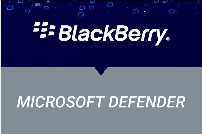 BlackBerry vs. Microsoft Defender