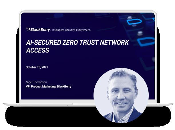 AI-Secured Zero Trust Network Access