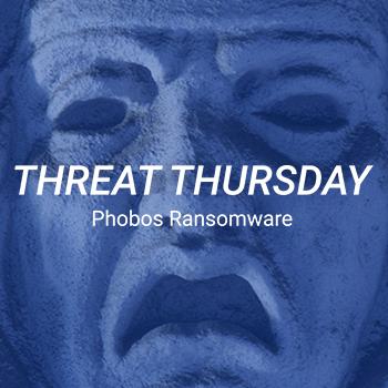 Who's Afraid of Phobos Ransomware?